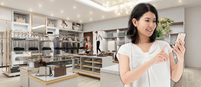 決済サービス Square 実店舗とネットショップの連携
