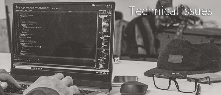 ネットショップ作成サービス 技術の問題を解決
