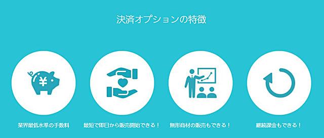 レンタルサーバーペライチ決済オプション