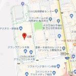 レンタルサーバー Googlemap埋め込む