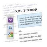 レンタルサーバー Google XML Sitemapsプラグイン