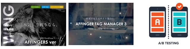 AFFINGER PACK3 アイテム