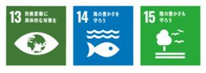 SDGs グローバル&自然