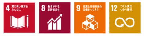 SDGs 働く