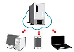 レンタルサーバー お名前.com デスクトップクラウド(FX専用VPS)様々な端末でアクセス